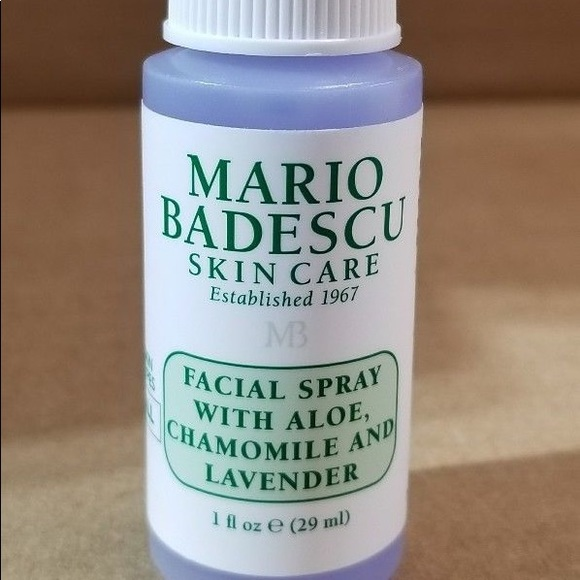 Mario Badescu Other - Mario Badescu Lavender Facial Spray with Aloe